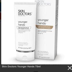 Kem dưỡng da tay chống lão hoá cấp tốc skin Doctors younger haind 75 ml giá sỉ