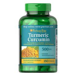 Tinh chất nghệ Turmeric Curcumin 500mgcủa Puritans Pride