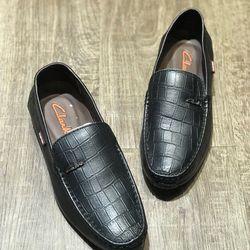 Giày mọi da bò nguyên tấm 100 dập vân sang trọng giá sỉ