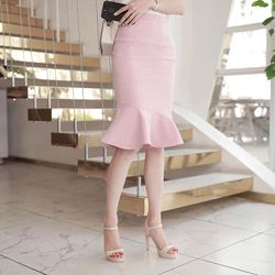 Chân váy đuôi cá chất liệu Xneo