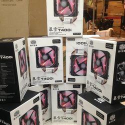 Fan tản nhiệt CPU CoolerMaster T400i giá sỉ
