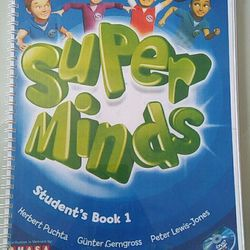 sách nhập fahasa super mind 1 cho cấp 1 giá sỉ