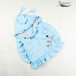 Áo khoác bé gái size TRUNG 20 giá sỉ