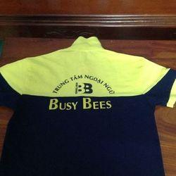 áo đồng phục nam nữ giành cho công ty nhóm S1 giá sỉ, giá bán buôn