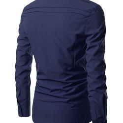 áo SƠ MI VIỀN VAI - LD941 giá sỉ