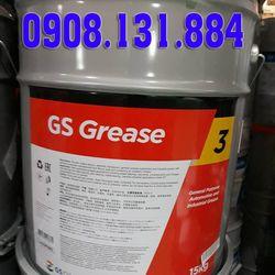 Mỡ chịu nhiệt GS Grease 3 giá sỉ
