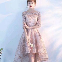 Đầm Ren Dạ Hội Rulet giá sỉ
