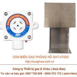 Đầu báo gas rò rỉ phòng nổ SHT-4700D Sunghwa giá sỉ