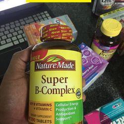 Thuốc vitamin Super B-Complex giá sỉ