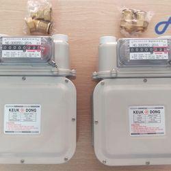 Đồng hồ lưu lượng 10m3/h áp suất 50kPa G6 giá sỉ