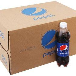 Nước ngọt Pepsi chai 390ml 1 THÙNG 24 chai giá sỉ