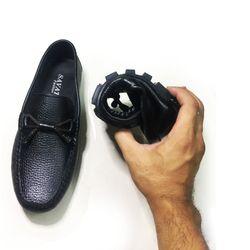 Giày mọi da bò Nhật Bản GM28 giá sỉ