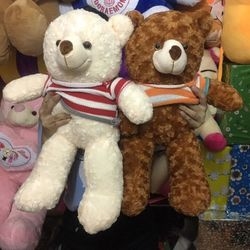 Gấu teddy nhiều màu quà tặng giá tốt giá sỉ