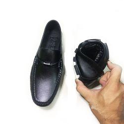 Giày lười da bò thời trang GM3N giá sỉ