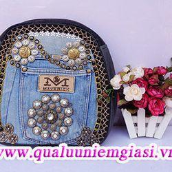 Túi xách Jean thiết kế thời trang - Chuyên SỈ hàng thủ công mỹ nghệ giá sỉ