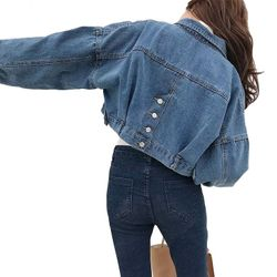 áo khoác jeans bò thời trang nư giá sỉ