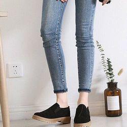 Giày mọi nữ chất da cực đẹp giá sỉ