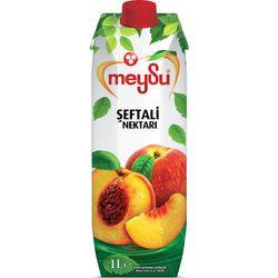 Nước Ép Đào Mật Thổ Nhĩ Kỳ MeySu Peach Nectar 1 LÍT - THùng 12 Hộp giá sỉ