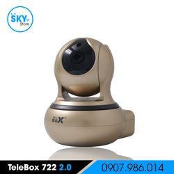 Camera Telebox Chống Trộm Trong Nhà 722MP - Độ Phân Giải 20Mpx giá sỉ