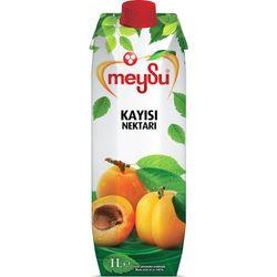 Nước Ép Mơ Mật Thổ Nhĩ Kỳ MeySu Apricot Nectar 1 LÍT - Thùng 12 Hộp giá sỉ