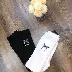 quần legging họa tiết order 22n đại - QBG017-7057 giá sỉ