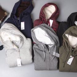 áo khoác nỉ bông giá sỉ