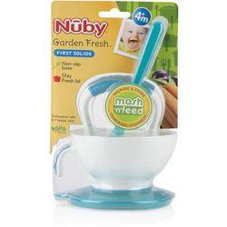 Bộ dụng cụ làm nghiền đồ ăn cho bé Nuby giá sỉ