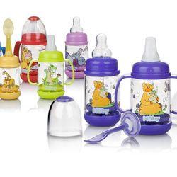 Set bình sữa cho bé sơ sinh Nuby giá sỉ