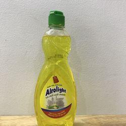 Nước rửa chén Alrolight - Chai 380g giá sỉ
