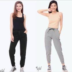 quần len tăm jogger giá sỉ