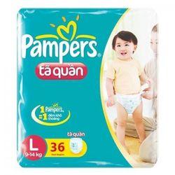 TÃ QUẦN PAMPERS - XL Size 11-17kg 21 giá sỉ