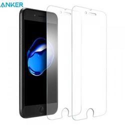 Kính Cường Lực Anker cho iPhone 7 Plus - A7472 2 pack bộ 2 miếng dán