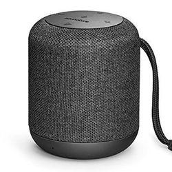 Loa Bluetooth Soundcore Motion Q Portable dễ dàng mang theo công suất 16W phát 360° bass cực mạnh chống nước IPX7 - Xám đậm