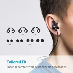 Tai nghe Bluetooth Anker Slim SoundBuds Black Màu đen - Đen giá sỉ, giá bán buôn