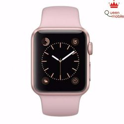 Đồng Hồ Apple Watch Series 2 42mm vàng hồng Apple Watch Series 2 42mm Rose Gold Aluminum Case with Pink Sand Sport Band - Vàng hồng