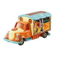 Đồ Chơi Xe Dm Goody Carry Zootopia Dm Goody Carry Zootopia Toy Car - Nhiều màu