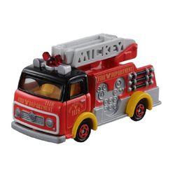 Đồ Chơi Xe Dm-17 Fire Truck Mickey Mouse - Nhiều màu