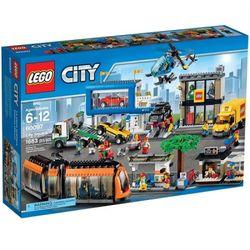 MÔ HÌNH QUẢNG TRƯỜNG THÀNH PHỐ LEGO CITY 60097