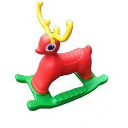 Bập bênh Tuần Lộc Noel quà tặng Vinamilk - Nhiều màu