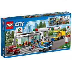 MÔ HÌNH TRẠM DỊCH VỤ LEGO 60132