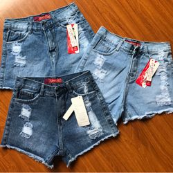 shorts jeans cottong giá sỉ