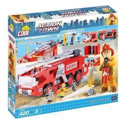 TLM COBI 1467 LẮP RÁP XE CỨU HỎA CHUYÊN DỤNG Cobi - Action Town 1467 - Airport Fire Truck