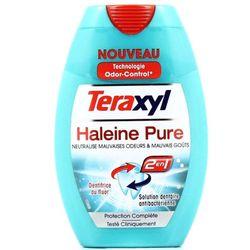 Kem đánh răng làm trắng răng TERAXYL 2 in 1 Pháp 75ml - Haleine Pure