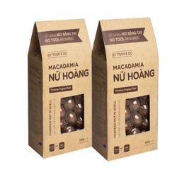 HẠT MACADAMIA NỮ HOÀNG 250G giá sỉ
