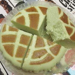 bánh chanh - dưa