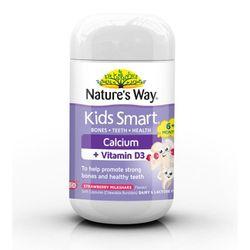Canxi Kids Smart bổ sung Calcium/Vitamin D3/Phosphate cho bé từ 6 tháng trở lên 50 viên giá sỉ