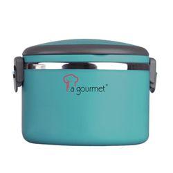 Hộp Cơm 1 Ngăn LaGourmet Pack To Go 10L Xanh ngọc Dining Box 1 Drawer-La Gourmet Pack To Go 10L Green