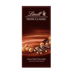 CHOCOLATE LINDT THANH TRUYỀN THỐNG ĐẮNG HẠT DẺ 100GR giá sỉ