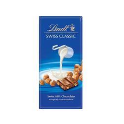CHOCOLATE LINDT THANH TRUYỀN THỐNG SỮA HẠT DẺ 100GR giá sỉ