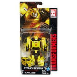 VTA TRFM C0284/B7771 ROBOT DỮ LIỆU BUMBLEBEE - Nhiều màu
